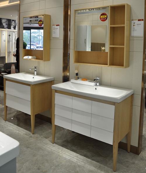 鹰卫浴2017新款浴室柜,高颜值高品质,备受赞誉